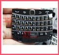 Original Black russian /korean version For Blackberry 9900 Keyboard Keypad with Flex Cable Replacement