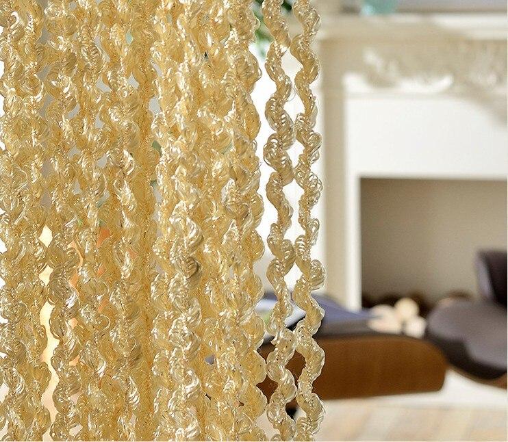 300*300 cm Geneste Lijn Gordijn Indoor Woondecoratie Gordijn Wedding ...