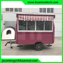 Mobile Food Trailer Food Truck Catering Carts