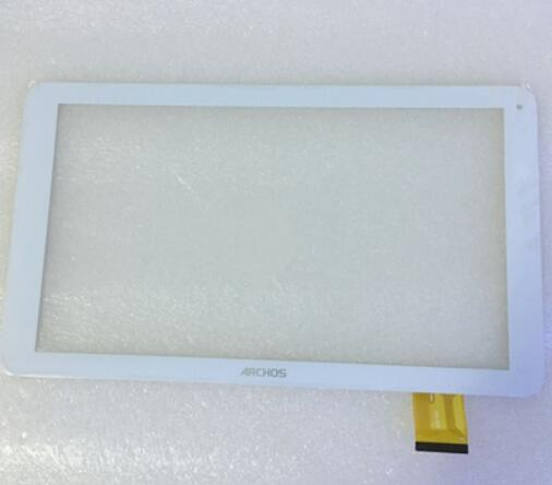 Free shipping 10.1'' inch touch screen,100% New for archos 101e neon touch panel,Tablet PC touch panel digitizer Glass Sensor white 7 inch touch screen digitizer glass sensor panel replacement for archos 70b xenon tablet free shipping
