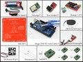 3D принтер комплекты продукты-mega 2560 R3 / платформы 1.4 / Heatbed MK2B / 2004 ЖК контроллер / A4988 / механическая фиксатор / вентилятор и вентилятор / GT2 пояс