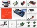3D kits de Mega 2560 R3 / rampas 1.4 / Heatbed MK2B / 2004 LCD controlador / A4988 / fim de curso mecânico / módulo de ventilador e ventilador / GT2 cinto