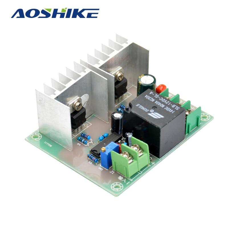 Aoshike 300W Inverter Drive Board DC 12V to AC 220V Inverter Drive Cord Transformer Low Frequency Inverter inverter drive board power frequency transformer driver board dc12v to ac220v home inverter drive board