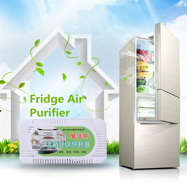 Kühlschrank Kühlschrank Luftreiniger Aktiviert Bambuskohle ...