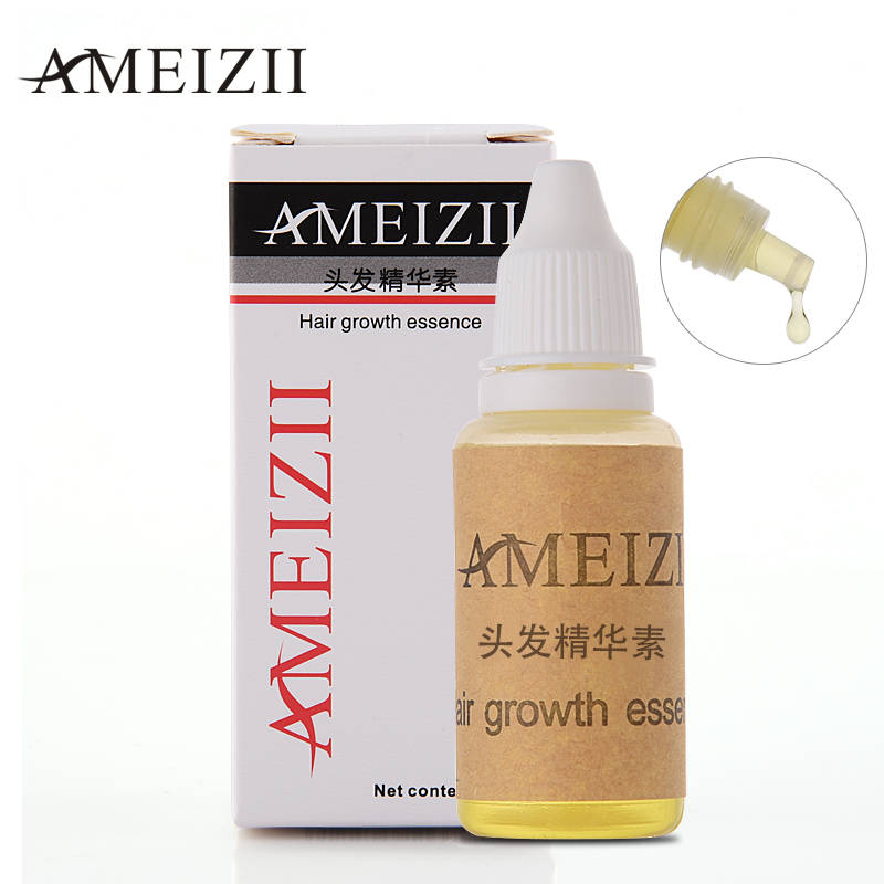 AMEIZII 20ML Hair Growth Essence Hair Repair Treatment Hair Grow Fast Restoration Dense Hair Growth Serum Health Care Beauty