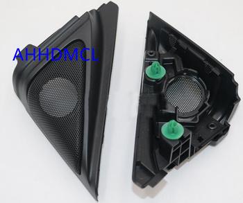Głośnik samochodowy montaż głośników pudełka wspornik montażowy Audio drzwi kąt Gum dla Accord 10th generacji 2018 2019 tanie i dobre opinie Skrzynek głośnikowych Black AHHDMCL ABS+PC+Metal 0 22kg Car audio door angle gum tweeter refitting