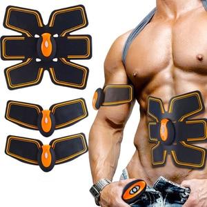 Image 5 - EMS Drahtlose Hüften Trainer Remote USB Elektrische Bauch Muscle Stimulator Fitness Gesäß Butt Toner Abnehmen Lifting Massager