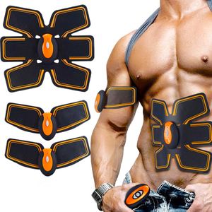 Image 5 - EMS Wireless Hips Trainer Remote USB Electric Abdominal Muscle Stimulator Fitness Buttocks Butt Toner Lifting Slimming Massager