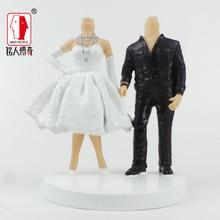 Wedding Gift Wedding font b Cake b font font b Topper b font Personalized font b