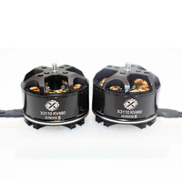 2 PCS Multi axis brushless motor X3110 Aerial photography Motor 12N14P KV460 / KV700/ KV780 EZO bearing 1CW 1CCW HLY Q3