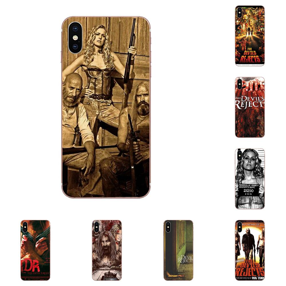 The Devils Rejects <font><b>Vertical</b></font> Phone <font><b>Case</b></font> For <font><b>Xiaomi</b></font> Redmi <font><b>Mi</b></font> Note 7 <font><b>8</b></font> 9 SE Pro Lite Go Play image