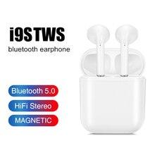 2019 туры I9S СПЦ дропшиппинг Bluetooth 5,0 наушники Мини Бас беспроводной гарнитуры для Xiaomi все смартфон