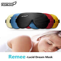 Remee Lucid Dream Mask Dream Machine Maker Remee Remy Patch marzenia sen 3D VR maski na oczy Inception Lucid Dream Control