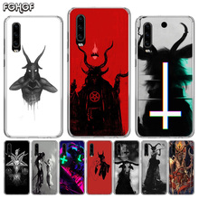 Devil Satan New Fun Silicone Back Case For Case For Huawei P30 P20 Mate 20 10 Pr