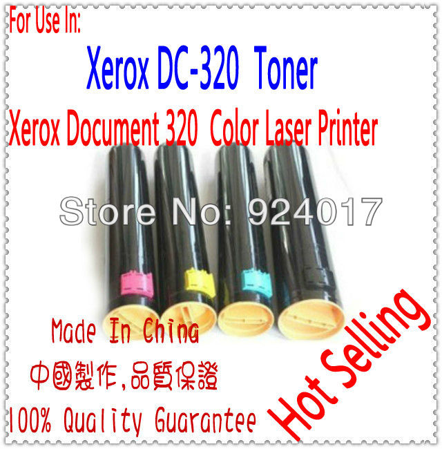 Compatible Caritidge Color For Xerox DC C320 C360 Toner,Reset Toner For Xerox Document Centre 320 360 Toner Laser Printer compatible for xerox workcentre compatible laser printer toner cartridge reset chip 013r00621
