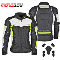 Waterproof motorcycle racing Jacket,motorbike riding armor coat warm Windproof motocross clothes 600D S M L XL 2XL 3XL 4XL