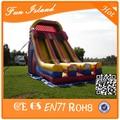 Бесплатная Доставка Дешевые Коммерческие Гигантские Надувные Слайд, надувные Прыжки Слайд Для Продажи