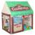 Dobrável Barraca do Jogo Das Crianças Dos Miúdos Da Menina do Menino Bithday Presentes de Natal Ao Ar Livre Indoor Castelo Cubby Play House Tendas de Brinquedo
