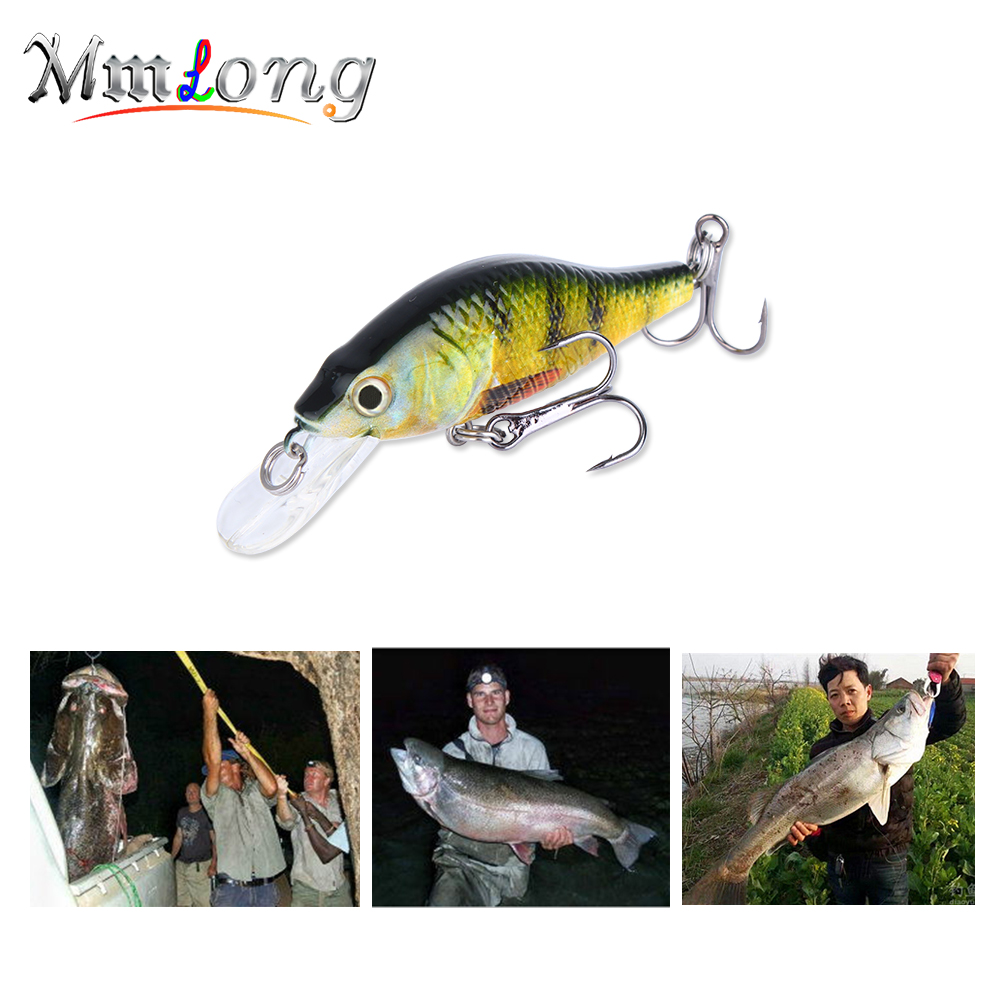 Mmlong 4.3Artificial Fishing Bait Wobbler MH11C 5 Color Lifelike Big Hard Fish Lure Tackle 21.9g Bionic Crankbait Fishing Lures 1pcs big sea fishing lure 140cm 42g squid lure wobbler jigs fishing lures for trolling bionic squid minnow artificial hard bait
