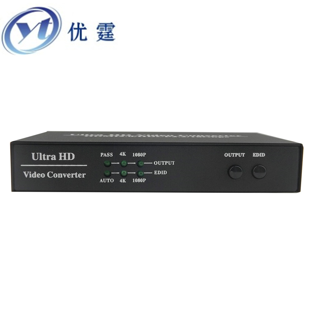 HDMI to HDMI Digital Scalar Support HDMI2.0/HDCP2.2 TO HDMI1.3/HDCP1.4 4K TO 1080P AND 1080P TO 4K