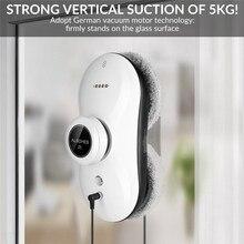 Оригинальный albohes Z5 окна пылесос автоматическая Стекло очистки робот пылесос дома высокой всасывания 5 кг Smart Remote Управление