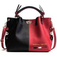Luxury Handbags Womens Designer Womens Panelled Message Female Leather Crossbody Lock Shoulders For Women JIULIN bags