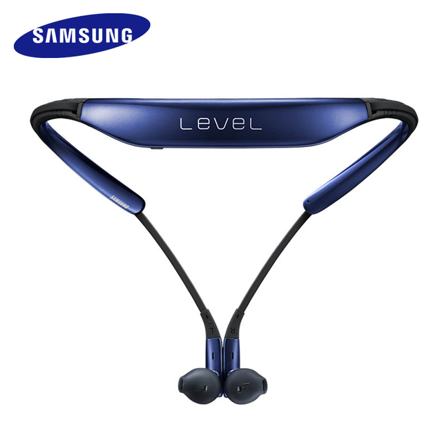SAMSUNG Level U Cancelling Support A2DP,HSP,HFP for Iphone X Iphone 8 In-Ear Earphone Wireless Bluetooth headsets Collar Noise