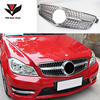 Mercedes W204 Diamond Style Front Racing Grill Grille For Benz W204 C Class C180 C200 C220