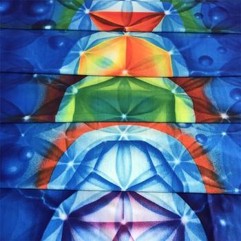 Better Quality Made Of Microfiber Bohemia India Mandala Blanket 7 Chakra Rainbow Tapestry Beach Towel Yoga Mat 4