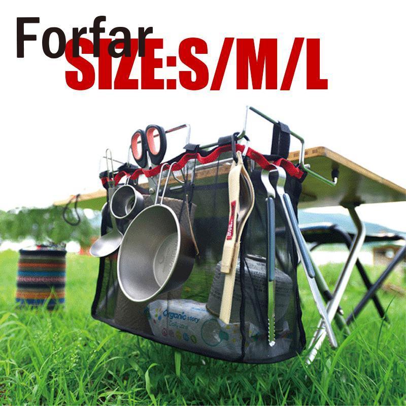 Forfar Outdoor Camping Picknick Rucksack Draht Halterung Lagerung ...