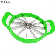 Muti-function Fruit Slicer Melon Watermelon Cutter Practical Kitchen Tool