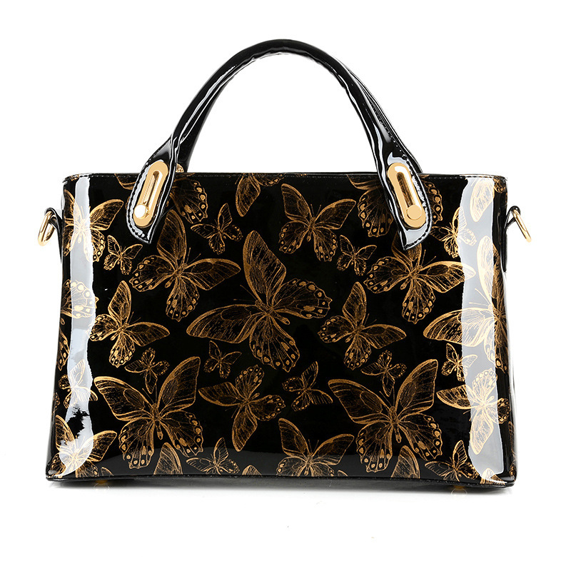 купить JOFEANAY Brand Glossy Big Tote women bags High Quality Women's PU Leather Handbags Letter Shoulder Crossbody Bag Messenger Bags по цене 4215.85 рублей