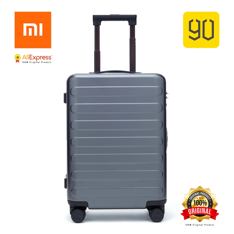 Xiaomi Original Eco-system 90FUN SEVEN-Bar Business Travel Suitcase PC Carry on Spinner Wheel Luggage 20 Inch for Woman Man millard alain dynamic behavior of concrete and seismic engineering