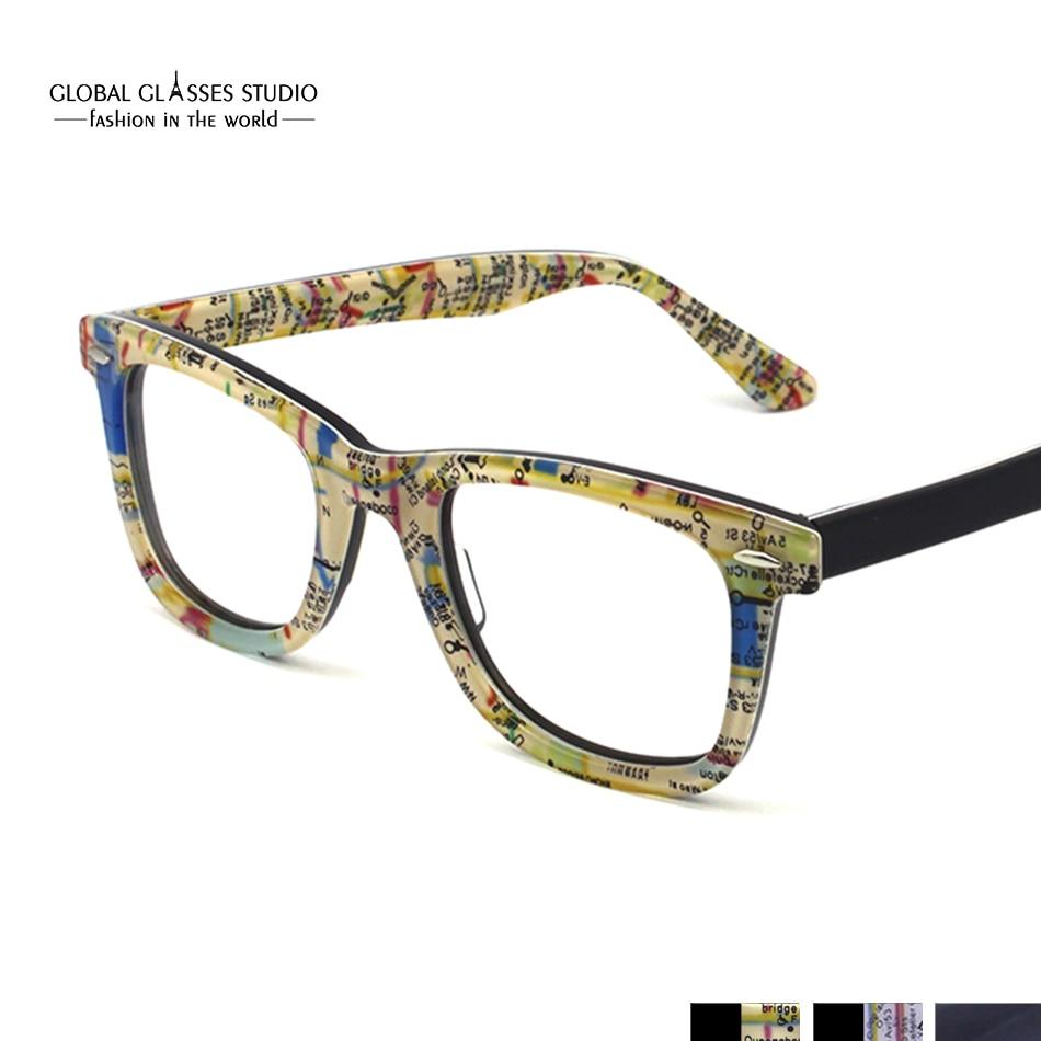 Eyeglass Frames New York City : Aliexpress.com : Buy Retro Fashion New York City subway ...