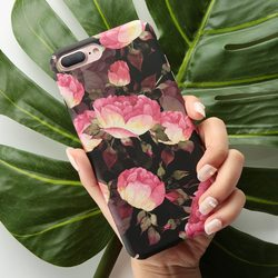 KISSCASE For Case iPhone 7 Fashion Leaf Hard PC Back Cover For iPhone 7 Plus Phone Case Fundas For iPhone 7Plus iPhone7 Coque 4