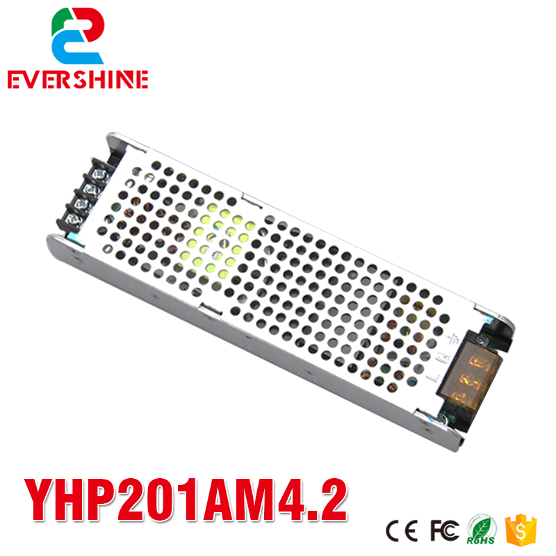 YHP201AM4.2 4.2V 40A High Quality Rental Cabinet LED Display Screen Special Switching Power Supply 168W  UL CE