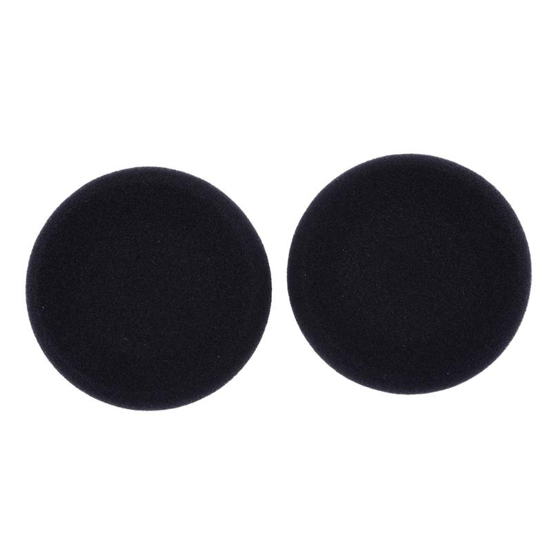 1 Pair Replacement Soft Sponge Earpads Cushions For Sennheiser PX100 PX80 PC131 for KOSS pp Headphones Ear Pad