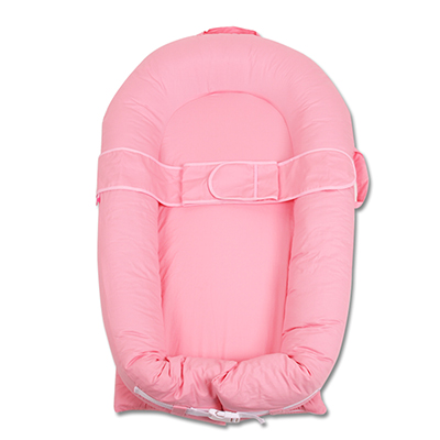 High Quality Fashion Portable Baby Bed Newborn Sleeping  Multifunctional Bb Bed Cotton Material Newborn Baby Gifts