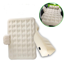 new Car Back Seat Cover Car Air Mattress Travel Bed Inflatable Mattress Air Bed Good Quality Inflatable Car Bed full set