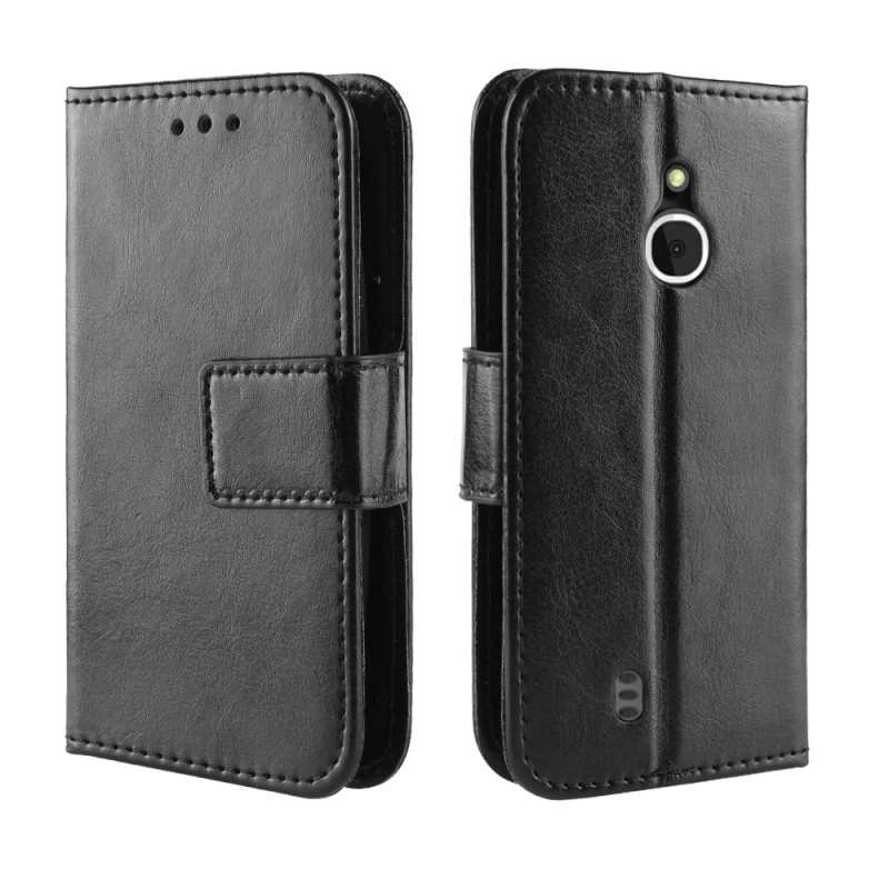 PU Leather cover with TPU for <font><b>Nokia</b></font> <font><b>3310</b></font> <font><b>3G</b></font> TA-1022 <font><b>case</b></font> with Card slot Flip Stand for <font><b>Nokia</b></font> <font><b>3310</b></font> 4G 2018 <font><b>case</b></font> Bag image