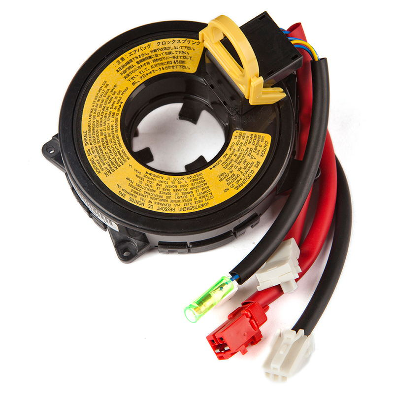Car Steering Wheel Combination Switch Cable Assy for <font><b>Mitsubishi</b></font> <font><b>Pajero</b></font> V33 V43 V45 Mentero <font><b>1995</b></font> 1996 1997-2004 MB953169 image