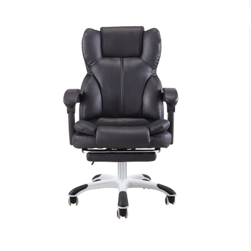 High Quality Office Boss Chair Ergonomic Computer Gaming Chair Internet Cafe Seat Household Reclining Chair 2019 New