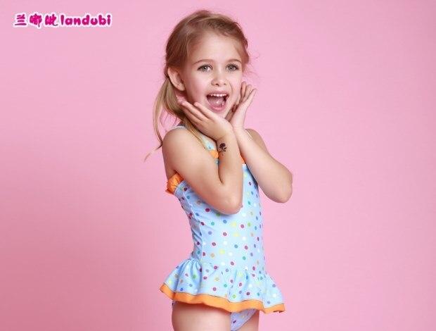 Costumi Da Bagno Per Bambini : Vestito di nuoto della ragazza siamese gonna costumi da bagno bella