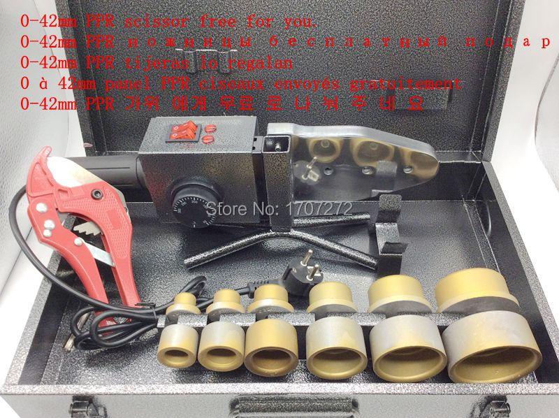 Envío gratis doble temperatura controlada, máquina de soldadura - Equipos de soldadura - foto 4