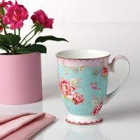 Moda Elegante Design Pattern Caldo Tazze di Alta Qualità In Ceramica Tazza di Caffè Tazza da Tè di Trasporto Libero