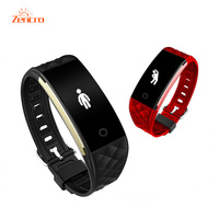 Zencro New Arrival Calorie Step Counter Heart Rate Watch Wristband Pedometer