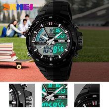 SKMEI Sports Watches Men Fashion Casual Digital Quartz Wristwatches Alarm 30M Waterproof Military Chrono Relogio Masculino 1016