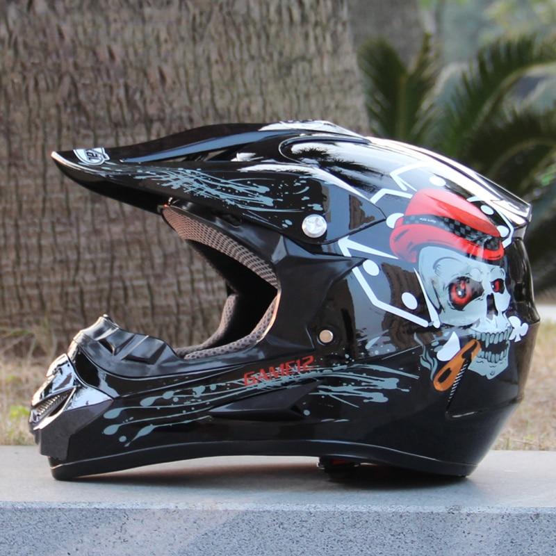 Motocross Riding Helmet ATV Off Road Motorcycle Racing Helmets Dirt Bike MTB BMX DH Downhill Motos Casco Motocicleta Capacetes