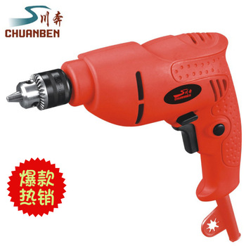 electric tool electric drill household stepless speed control small electric drill 10MM electric pistol drill micro tools electric drill hitachi d13vg