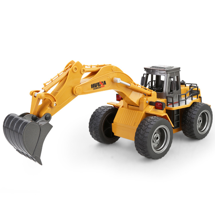 Remote Control Construction Toys : Cm scale remote control construction trucks rc truck